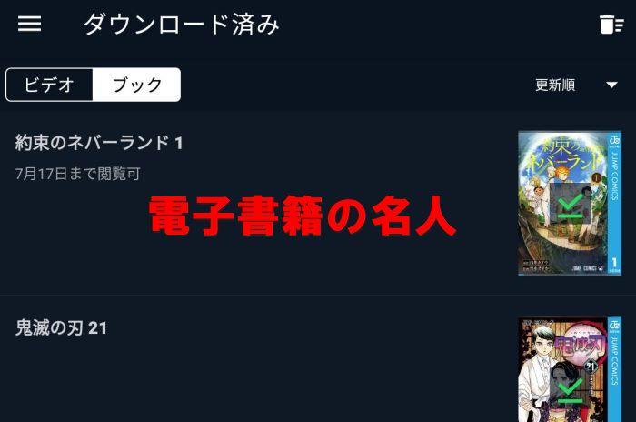 u-next専用アプリ